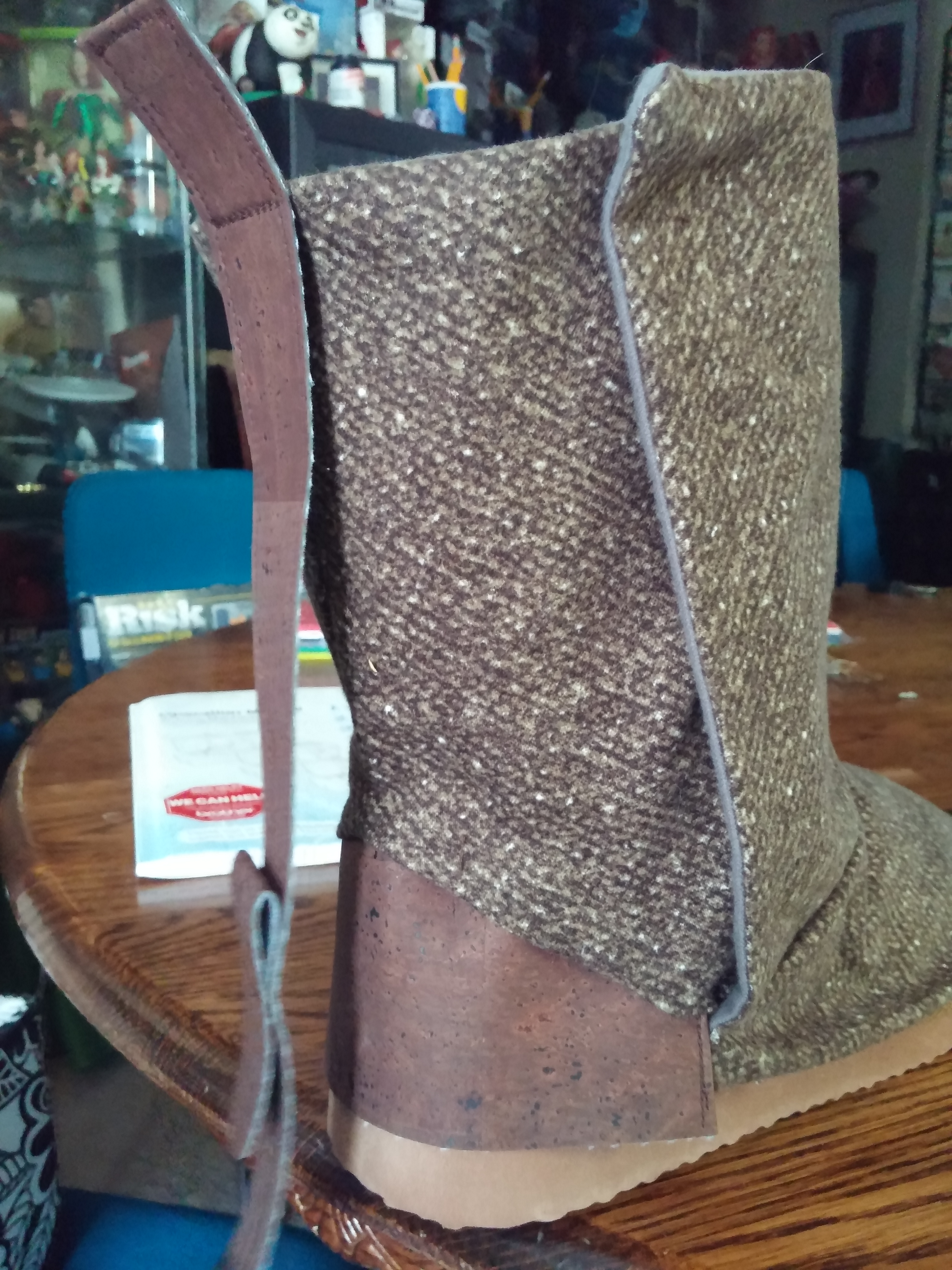 Picture of The Empire Strikes Back or Why I Won't Buy THE Boots From the UK.
