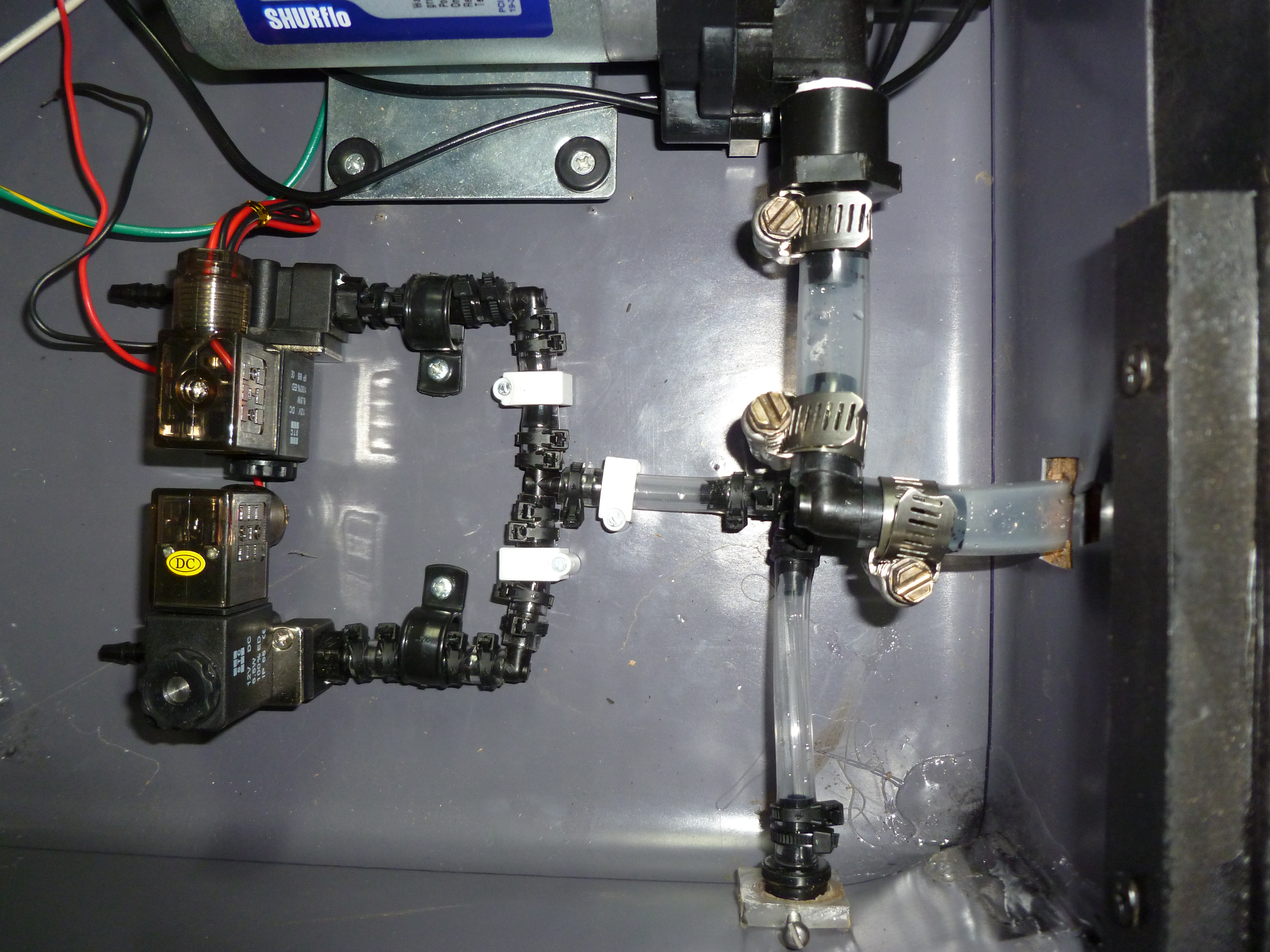 Picture of Plumbing-Etchant and Water
