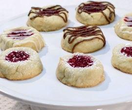 Amazing Easy to Make Shortbread Cookies