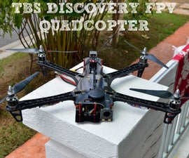 How To: Long Range FPV Quadcopter