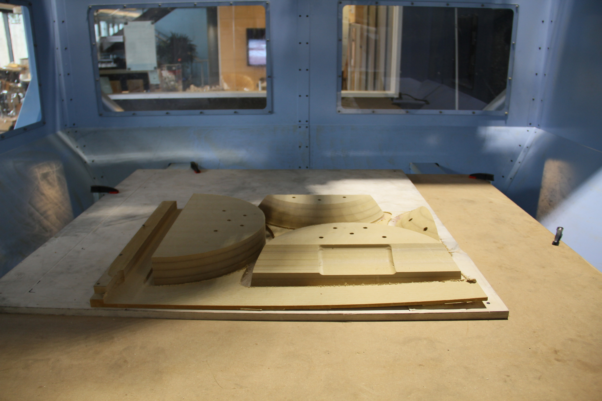 Picture of Milling & Vacuum Forming