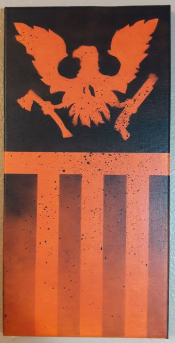 Picture of State of Decay Painting