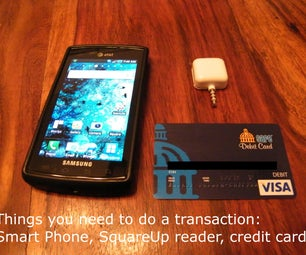 SquareUp Tutorial - How to Use the Easiest POS Device!