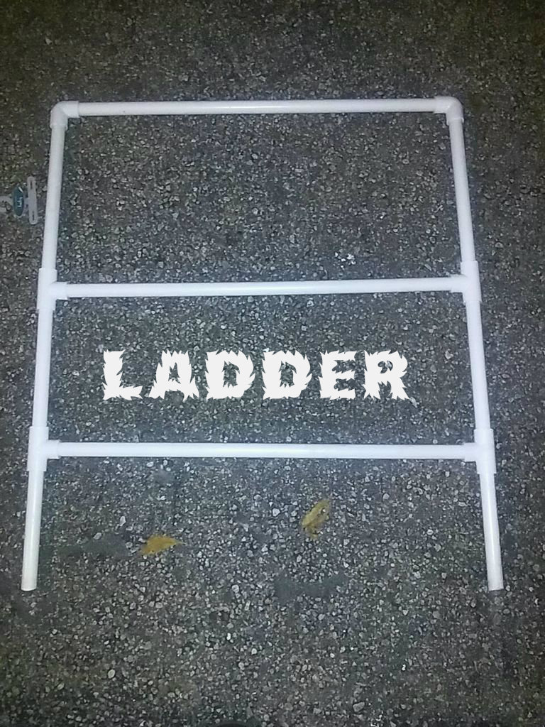 Picture of Ladder and Base