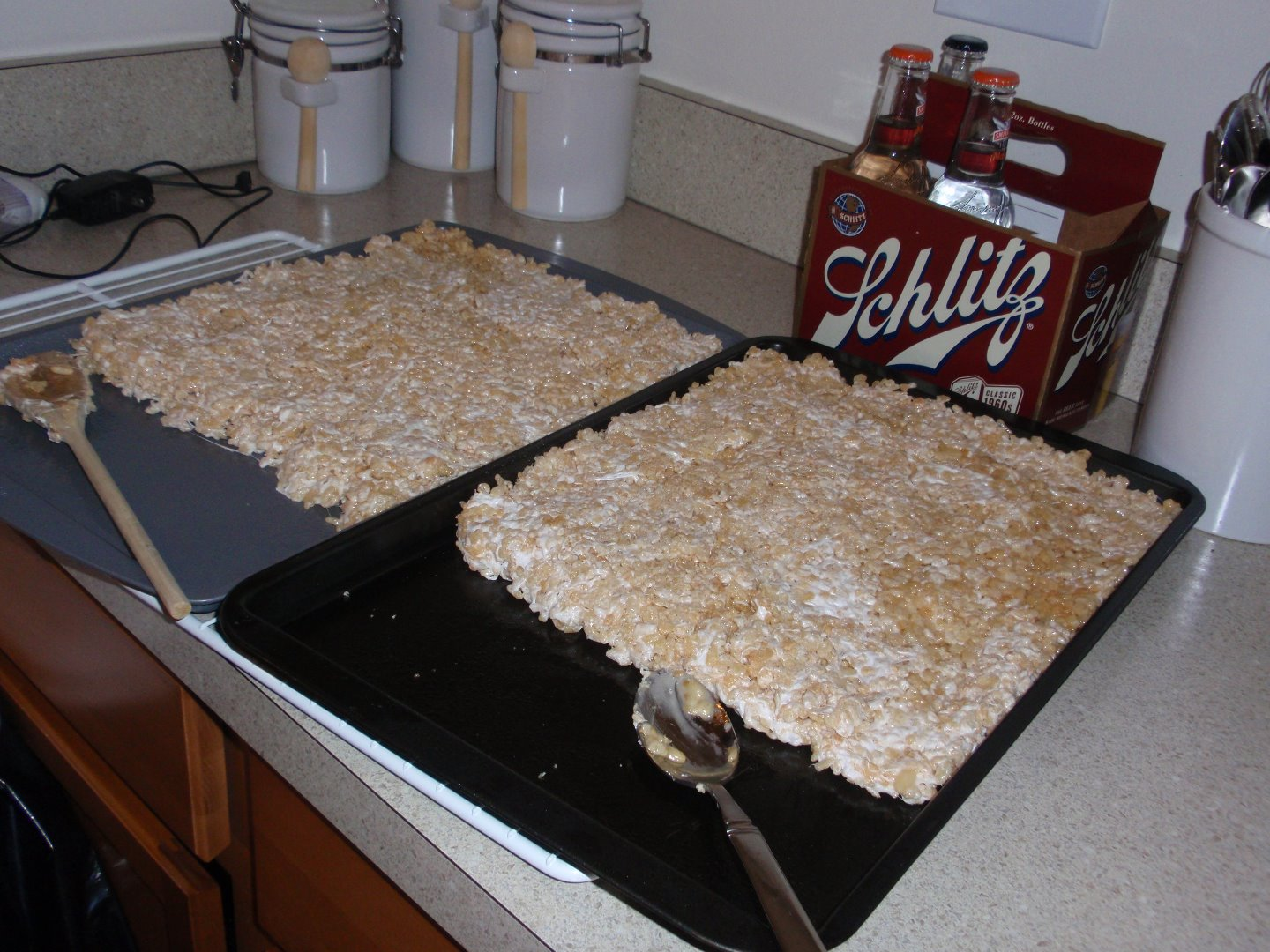 Picture of Mix Rice Krispy's!