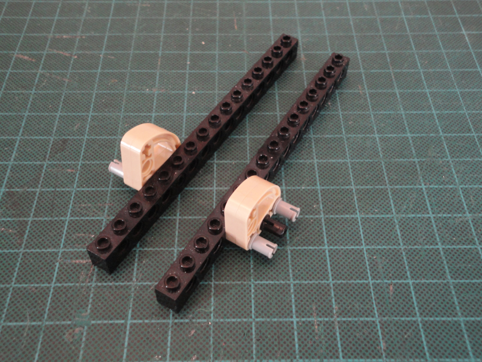 Picture of Vertical Gearbox Support & Base