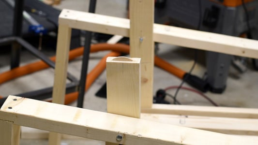 Adding Top to the Back Rest