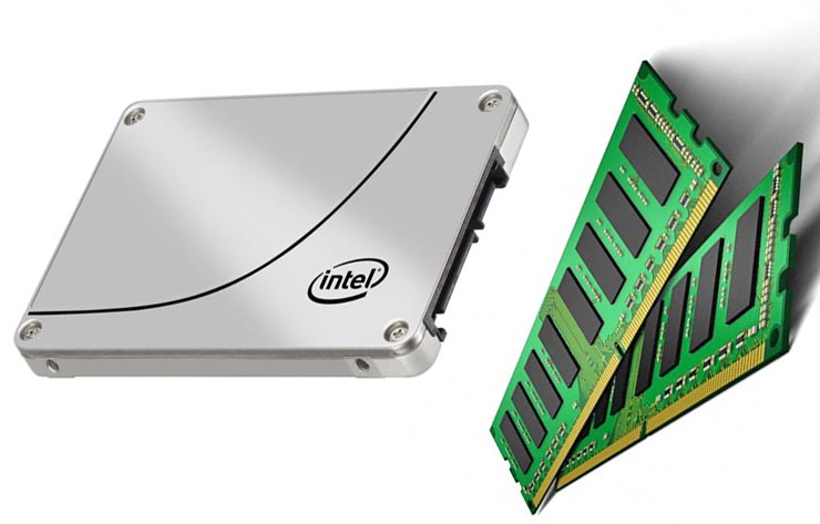 Picture of Consider More Memory (RAM) or a Solid State Drive (SSD)