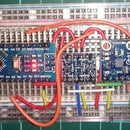 HMC5883L Magnetometer with level shifter on arduino nano