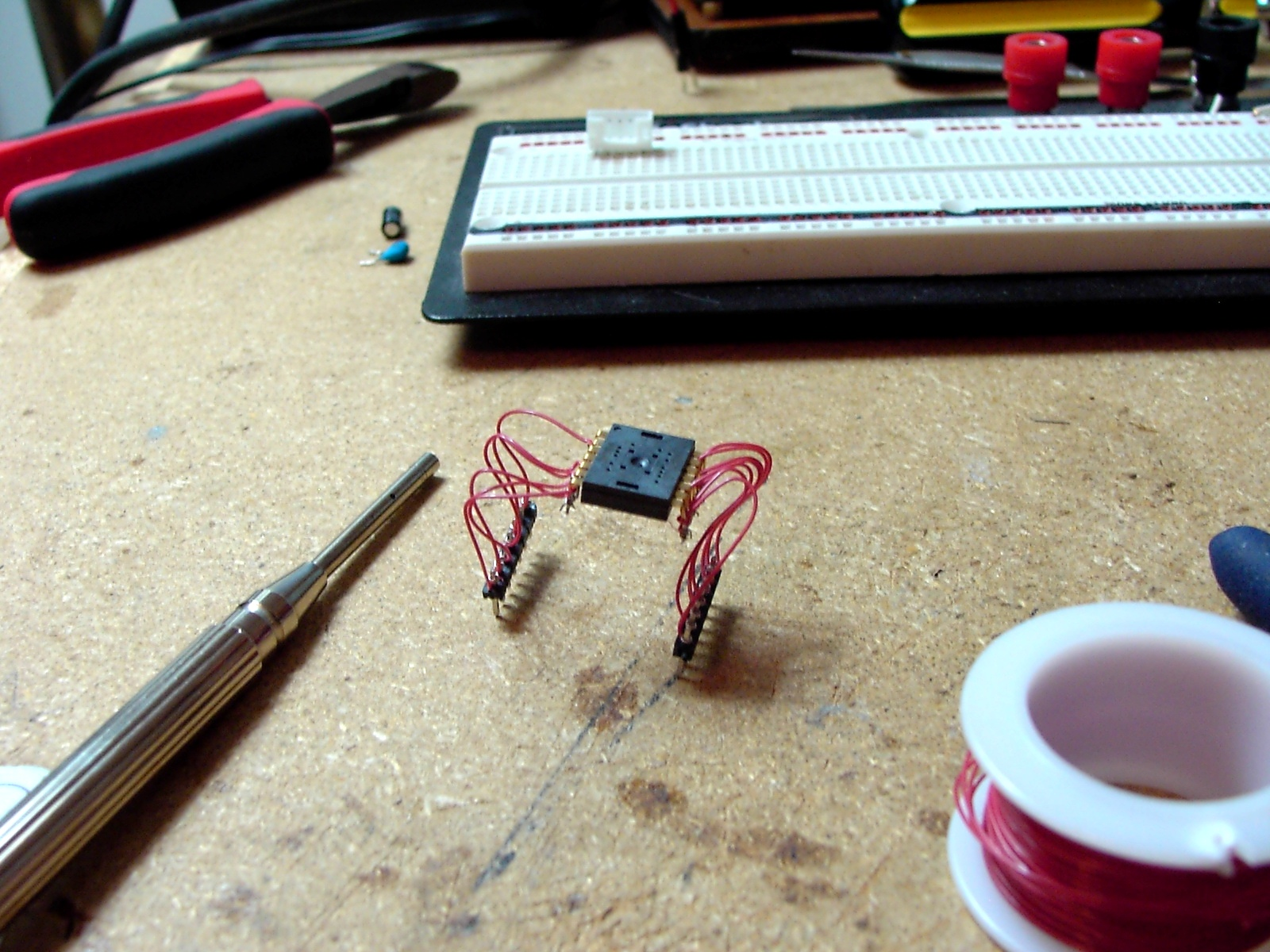Picture of Breadboarding