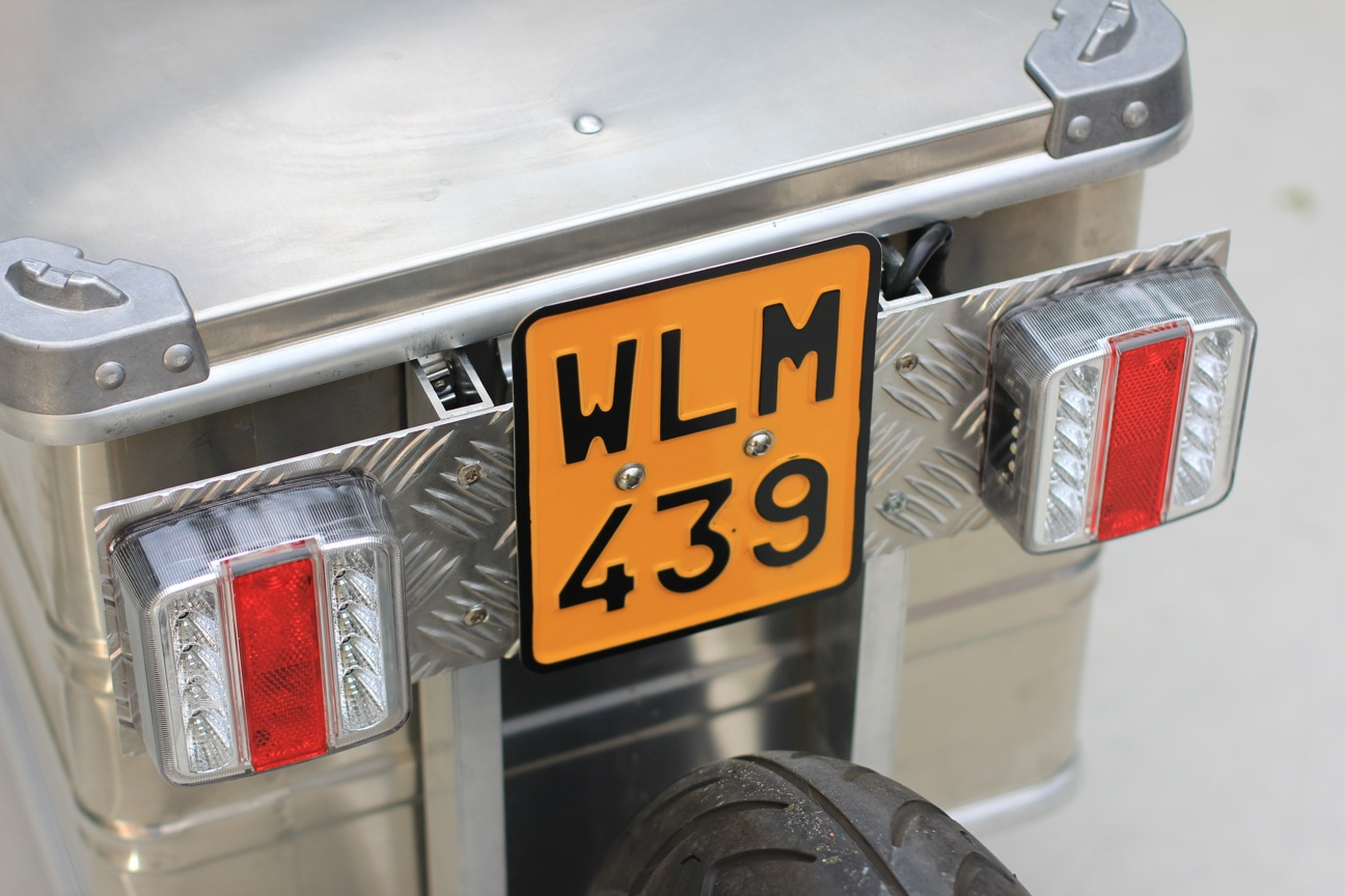 Picture of Light - License Plate