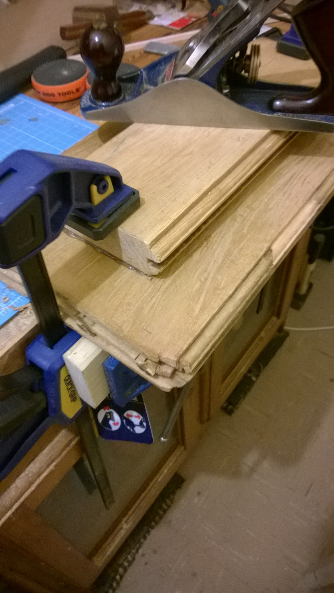 Picture of FINISH THE GLUE UP