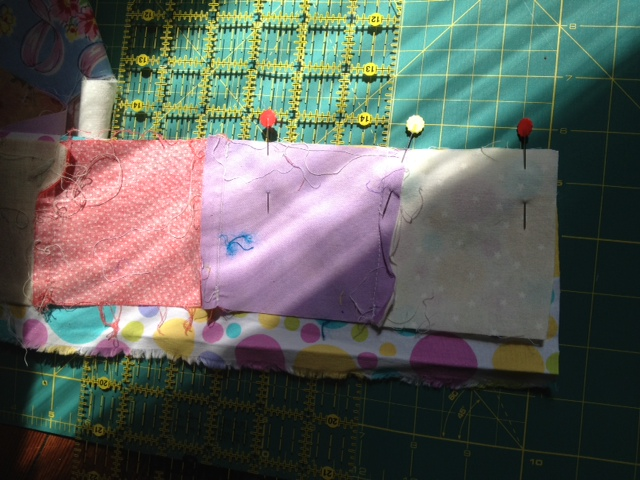 Picture of How to Make a Patchwork Quilt