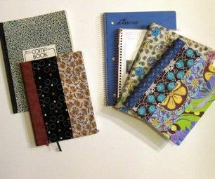 Composition/spiral Bound Notebook  Up-do
