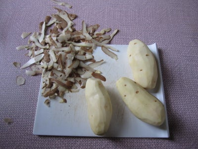 Prep Potatoes and Preheat Your Oven!