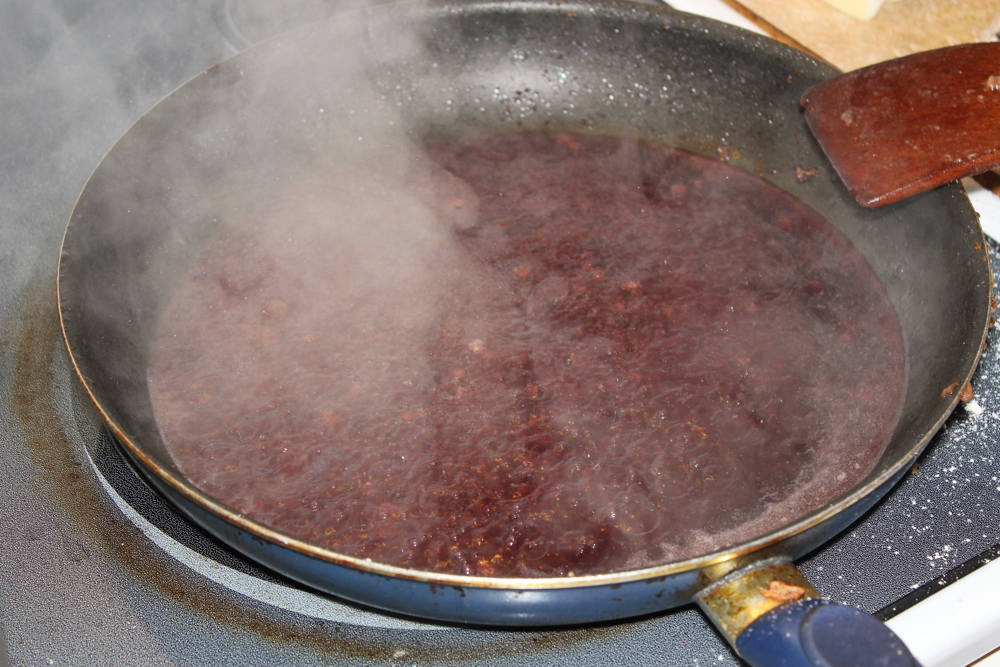 Picture of Begin to Assemble the Stew