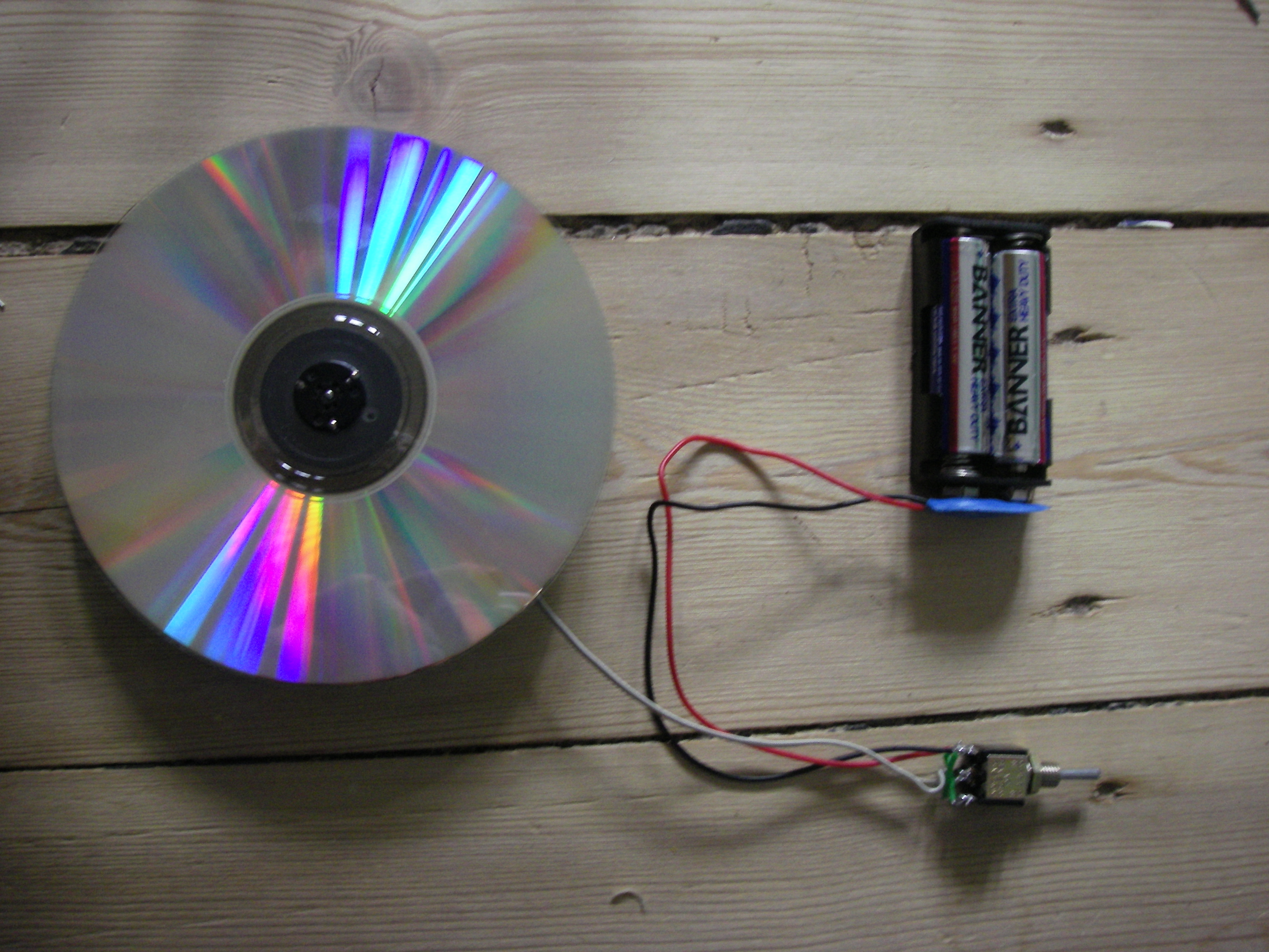 Picture of How to Control a DC Motor to Run in Both Directions