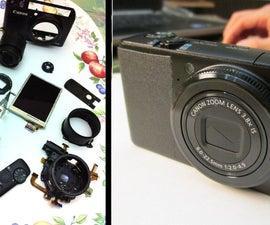 FrankenCamera: A Guide to Camera Surgery