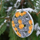 Paper Quilling Ornament