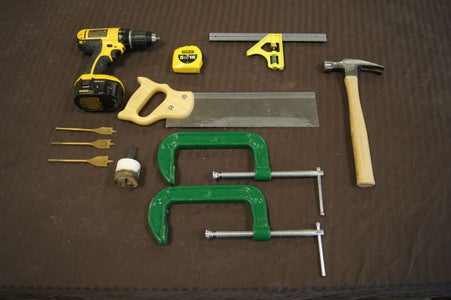 Tools & Materials Required