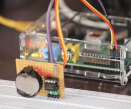 DIY RTC DS1307 Module and use with Raspberry Pi