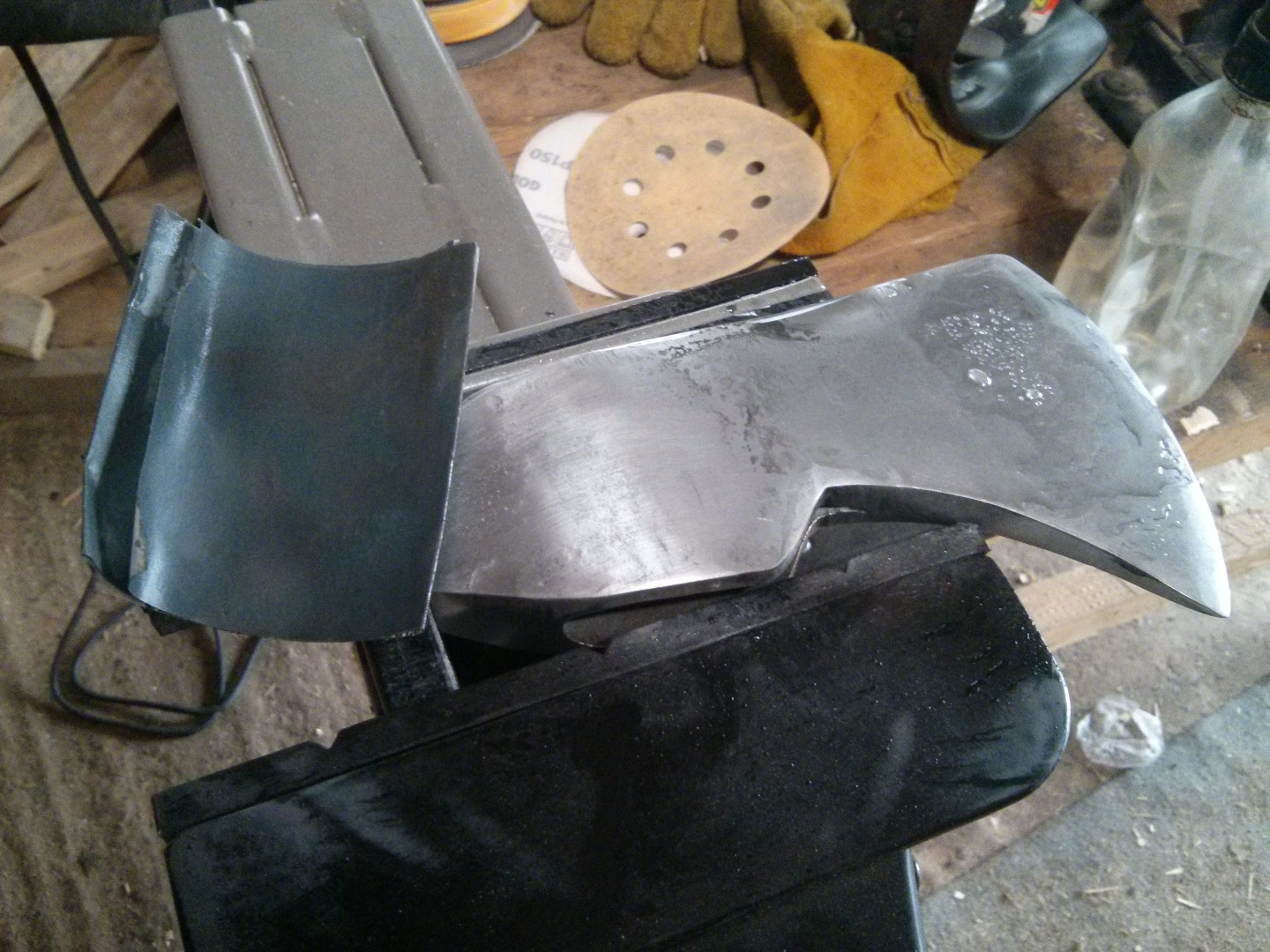 Picture of Begin Polishing