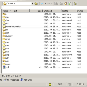 Configure the Router