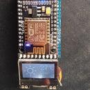 ESP8266(NodeMCU) Weather Station