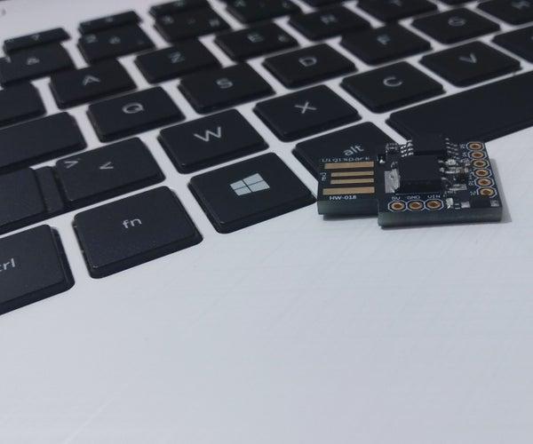DIY Windows Login Key