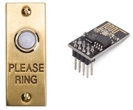 MQTT/Google Home DoorBell Using ESP-01