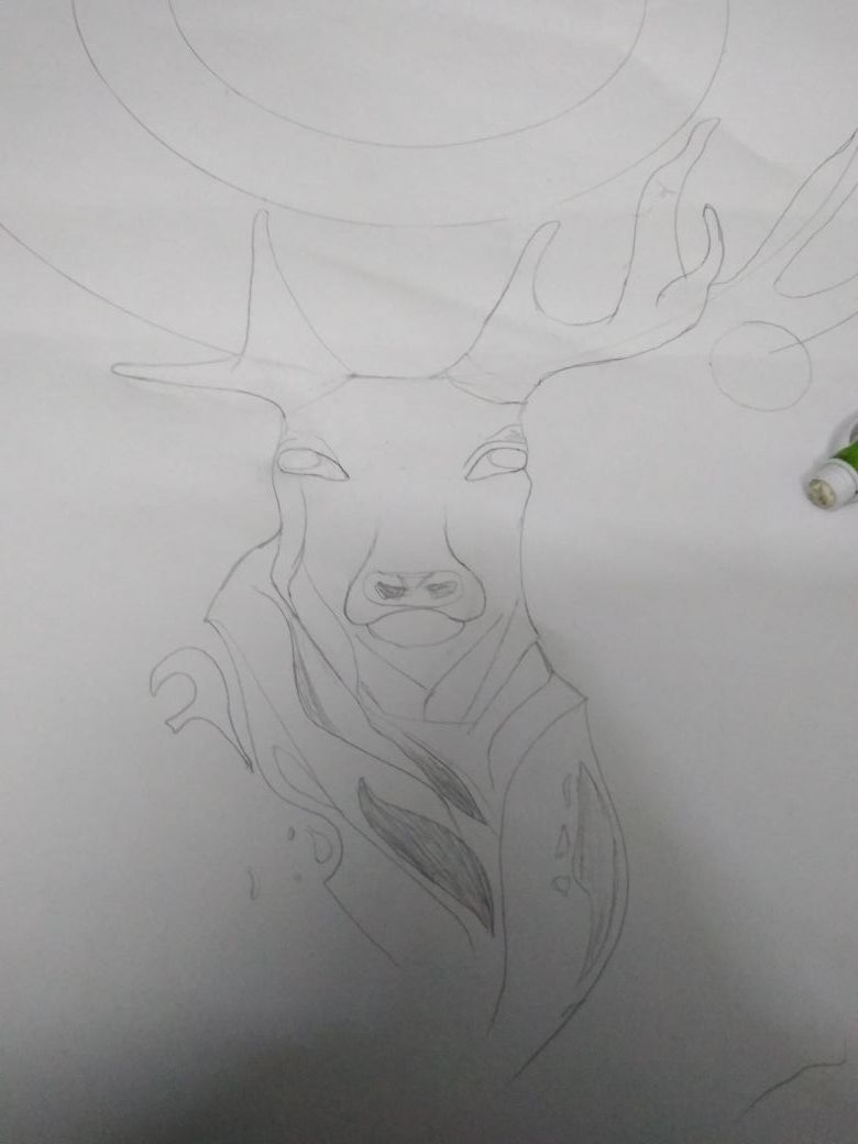Picture of The Deer