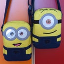 Minion shoulder bags