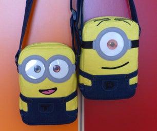 Minion Shoulder Bags