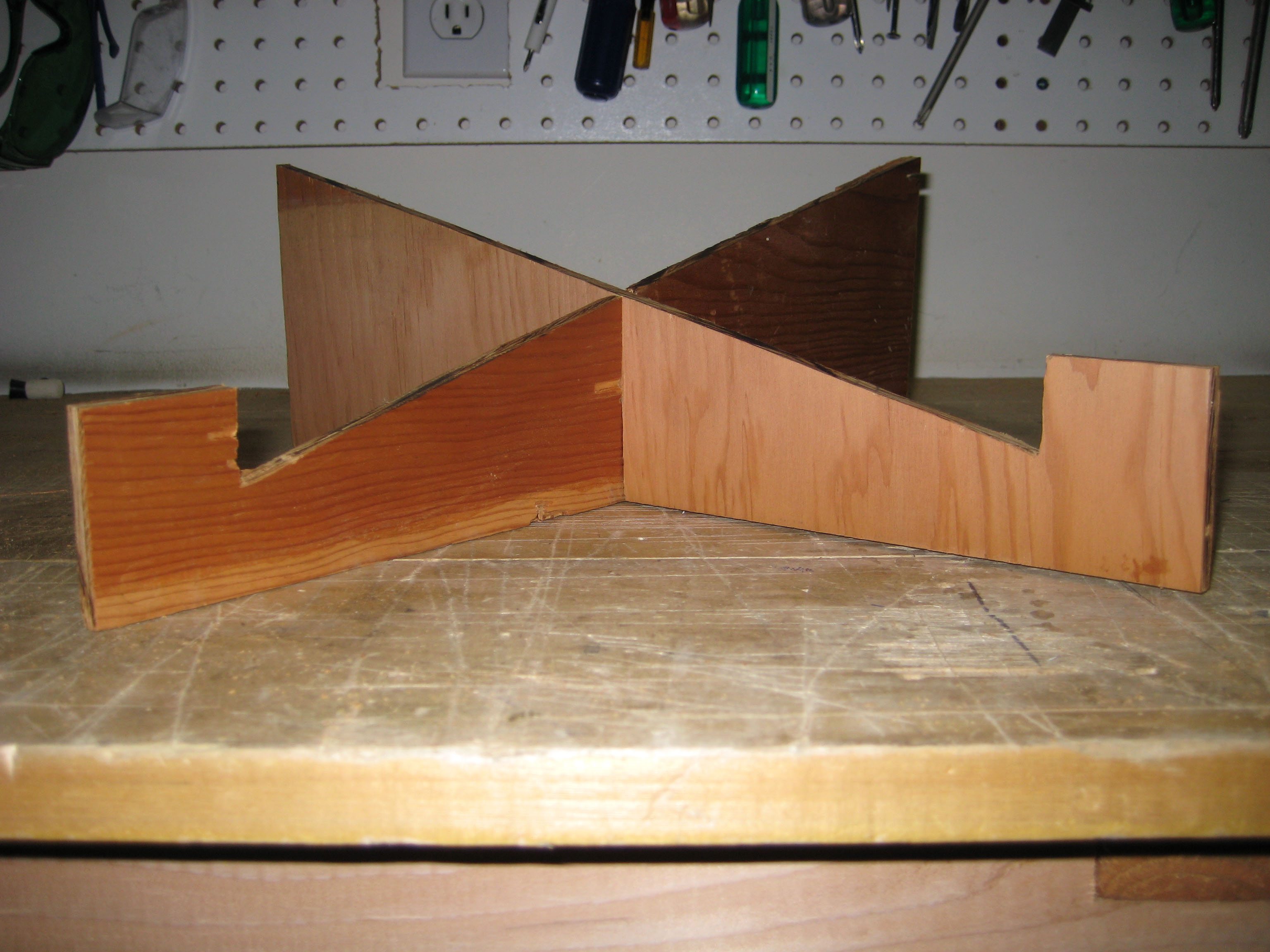 Picture of Extra Credit - Making a Plywood Stand
