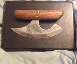 Making a ULU Knife