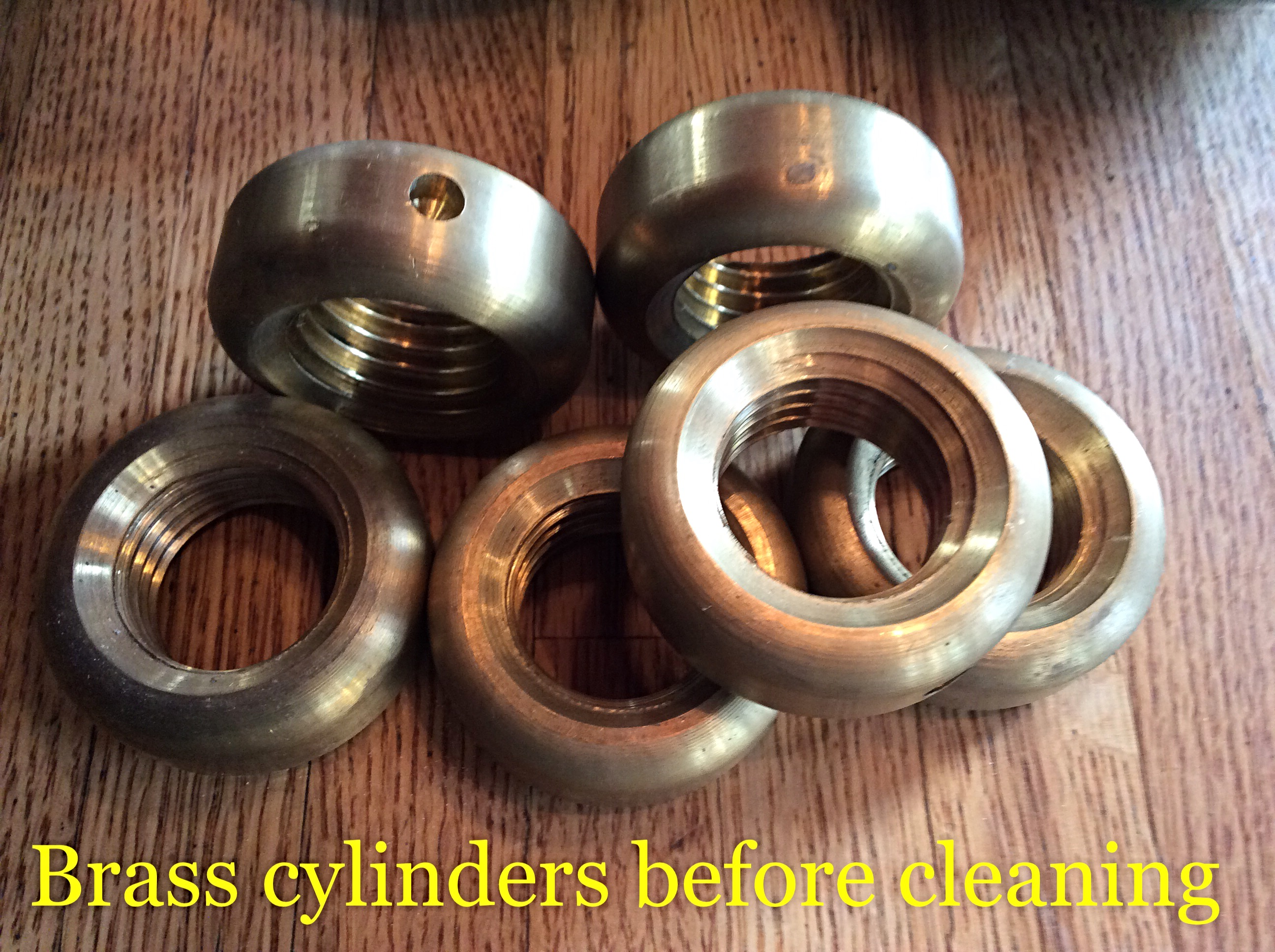 How To Shine And Clean Brass Items At Home 8 Steps With Pictures Instructables