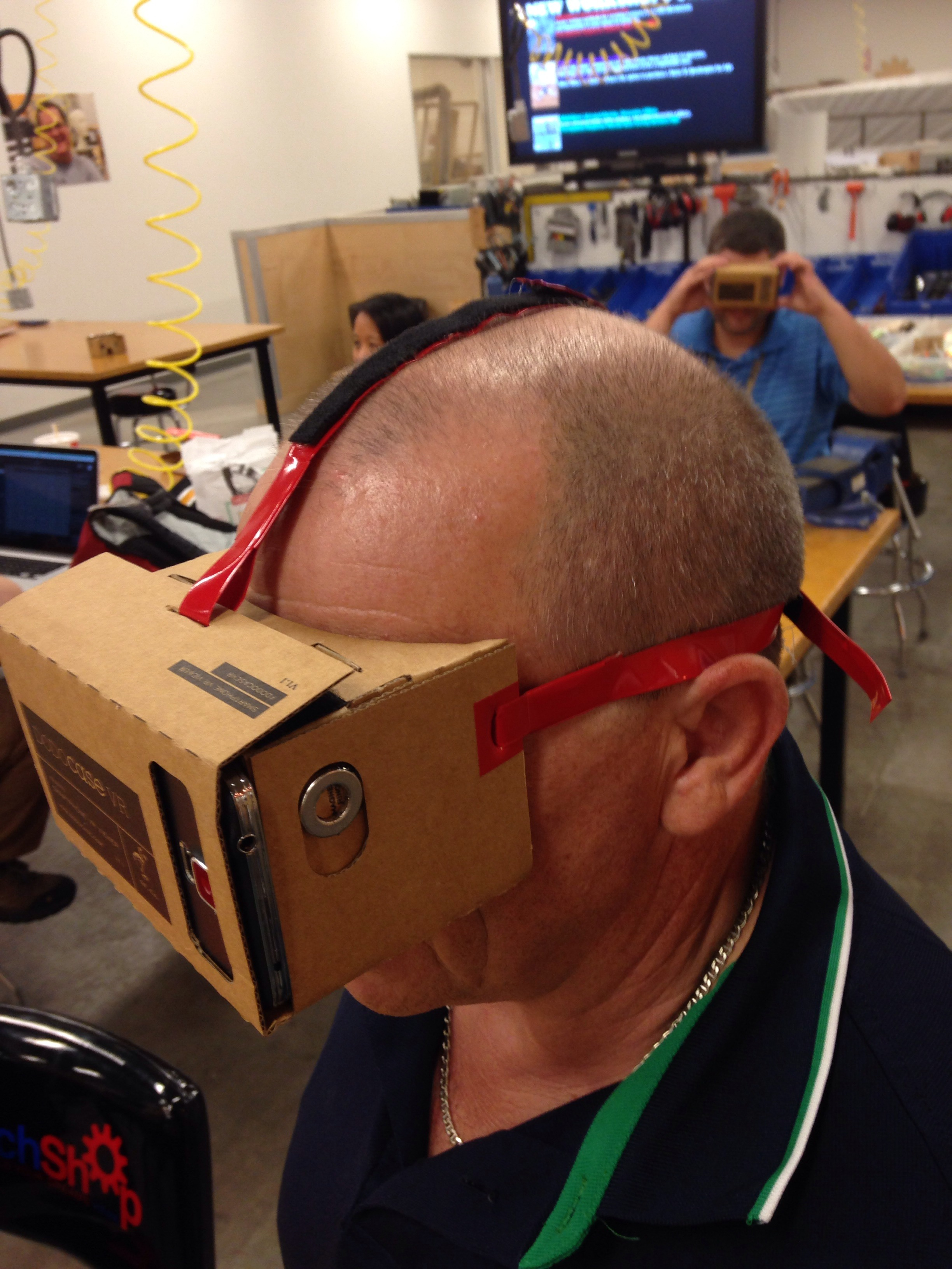 Picture of Voila!  a Hands Free DodoCase