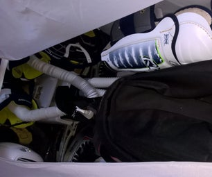 Condo Hockey Equipment Dryer