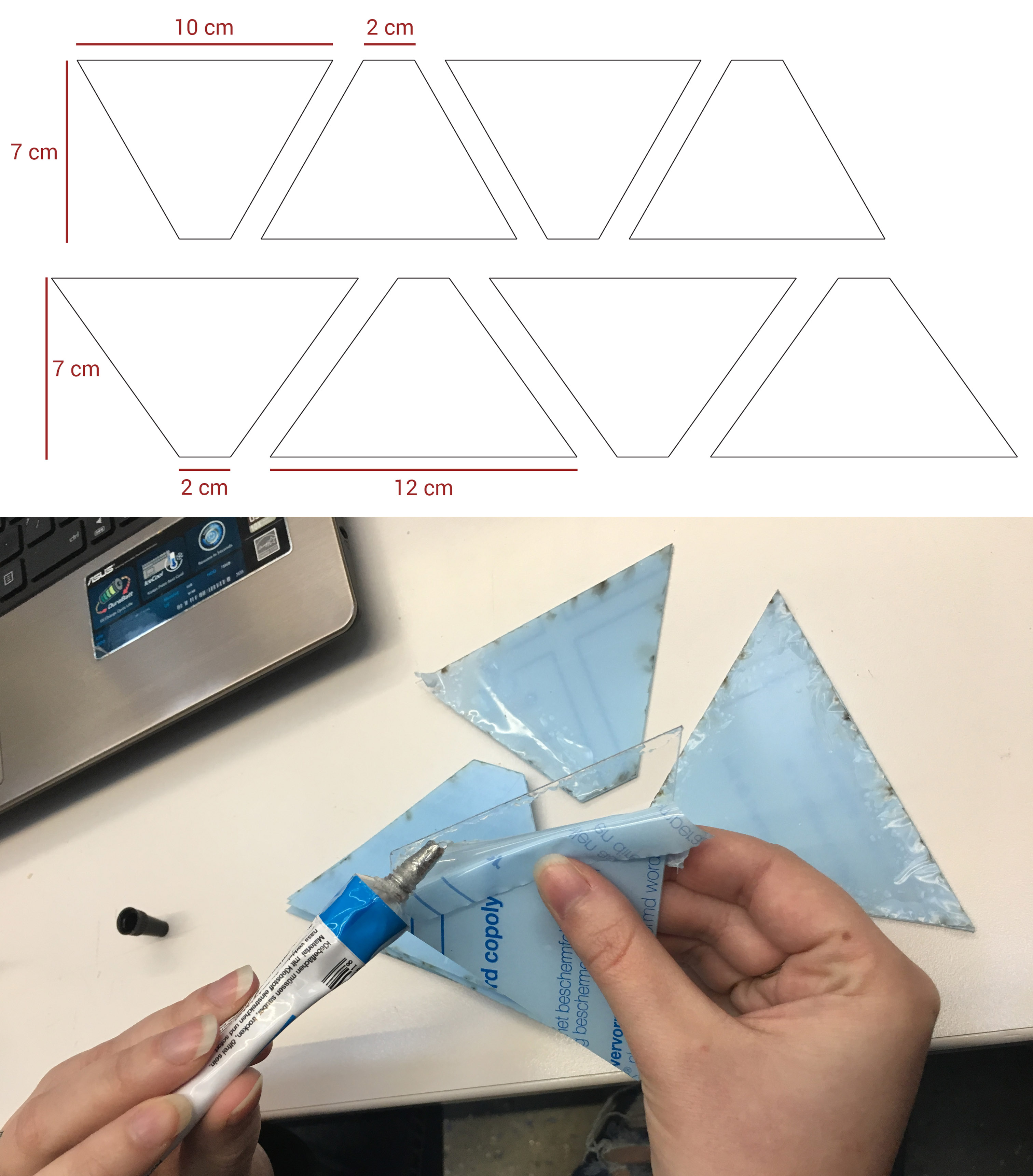 Picture of Create the Hologram Pyramid