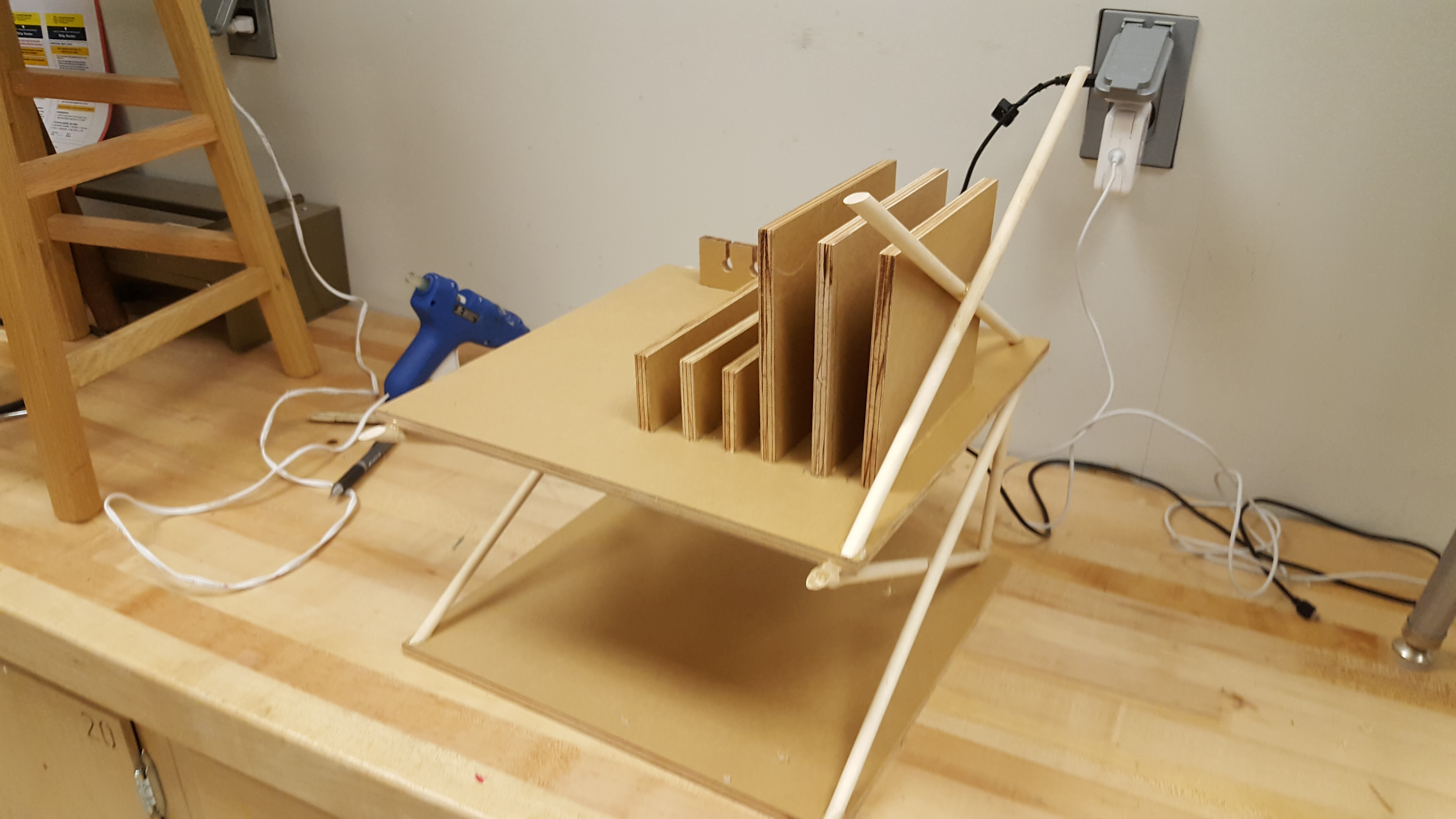 Picture of Making the Charging Station