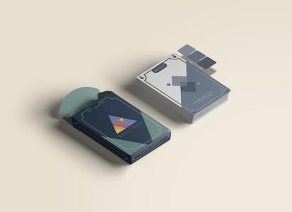 AR Fortune Telling Card