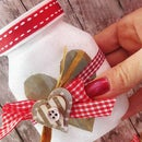 A Cute Wish Jar for St. Valentine's Day