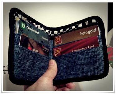 Wallet Pocket for someone special