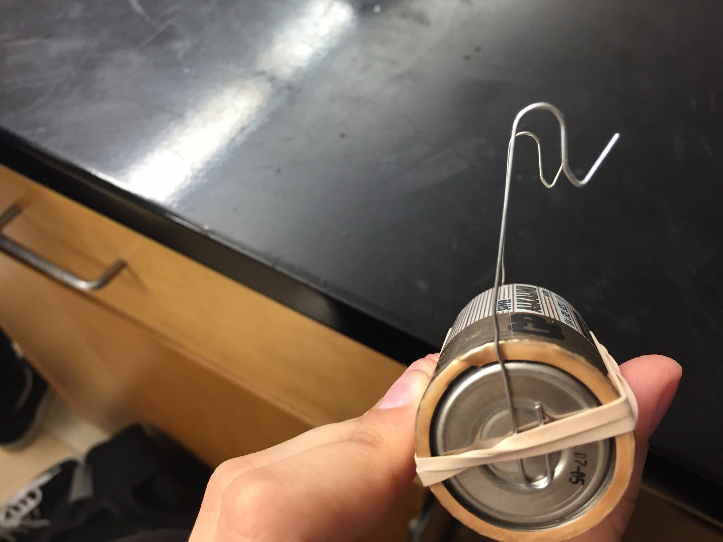 Picture of Attaching Paper Clips