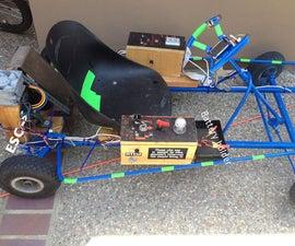 Electric Arduino Go-kart