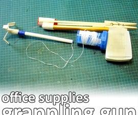 office supplies grappling gun