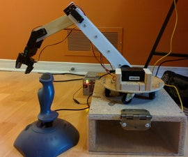 Easy to Build and Programmable Robotic Arm