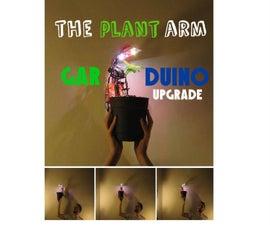 The Plant Arm - Garduino Upgrade