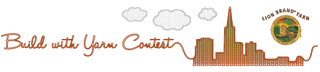 Lion Brand Yarn Build with Yarn Contest