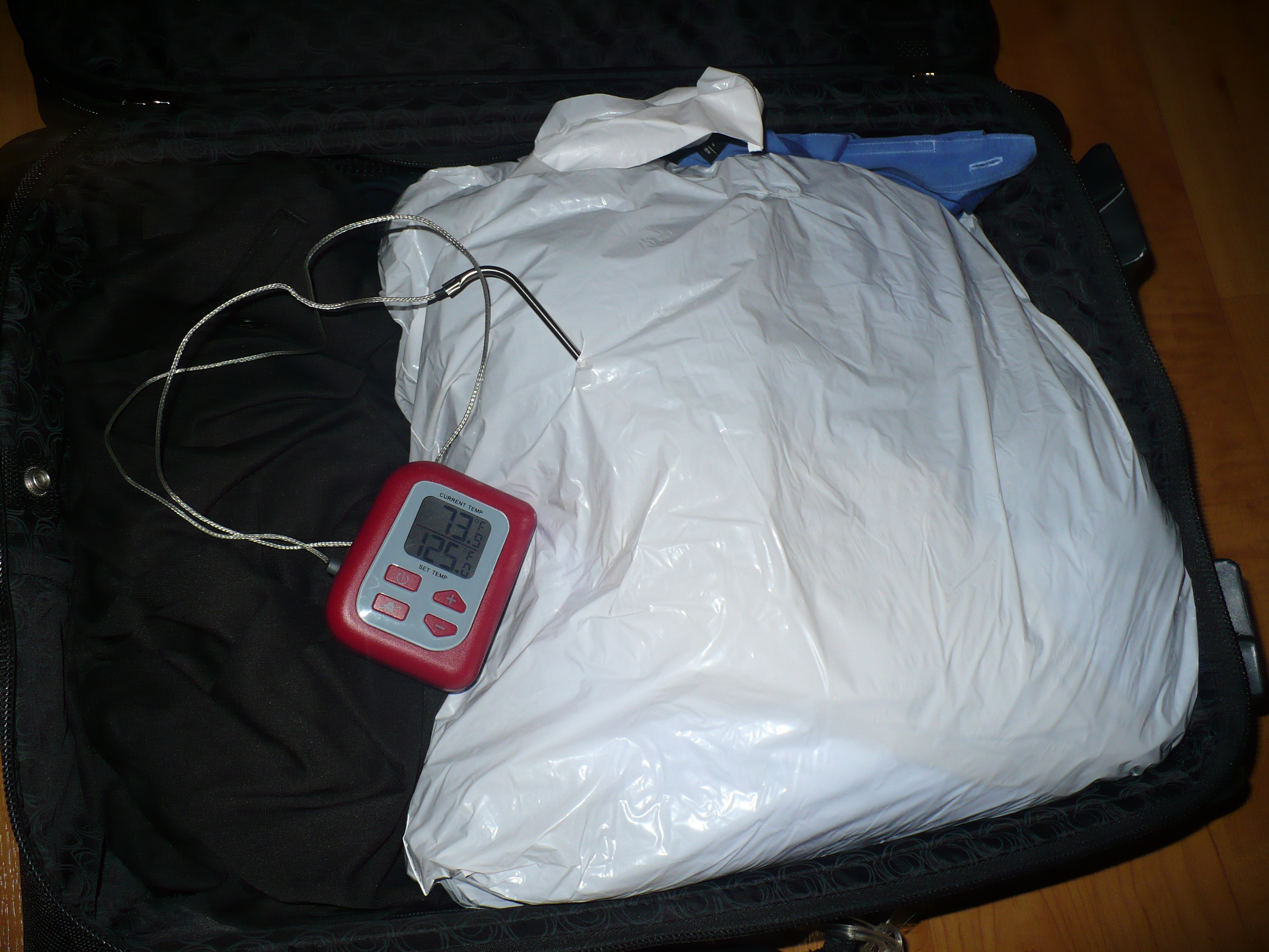 Picture of Prepare Your Luggage